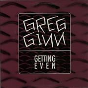 Click here for more info about 'Greg Ginn - Getting Even'