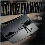 Click here for more info about 'Greg Kihn - Citizen Kihn'