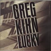 Click here for more info about 'Greg Kihn - Lucky'