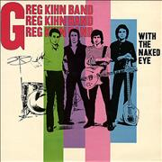 Click here for more info about 'Greg Kihn - With The Naked Eye'