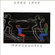 Click here for more info about 'Greg Lake - Manoeuvres'