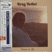 Click here for more info about 'Greg Yoder - Dreamer Of Life'
