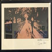 Click here for more info about 'Gregg Allman - Low Country Blues - Signed & Numbered Lithograph'