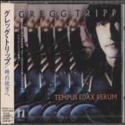 Click here for more info about 'Gregg Tripp - Tempus Edax Rerum - Sealed'