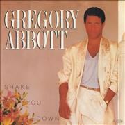 Click here for more info about 'Gregory Abbott - Shake You Down - Injection Moulded'