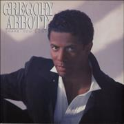 Click here for more info about 'Gregory Abbott - Shake You Down'