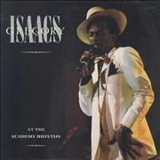 Click here for more info about 'Gregory Isaacs - At The Academy Brixton'