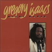 Click here for more info about 'Gregory Isaacs - Night Nurse + poster'