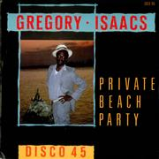 Click here for more info about 'Gregory Isaacs - Private Beach Party'