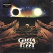 Click here for more info about 'Greta Van Fleet - Anthem Of The Peaceful - Red Vinyl - Sealed'