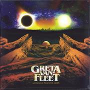 Click here for more info about 'Greta Van Fleet - Anthem Of The Peaceful - Sealed'