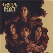 Click here for more info about 'Greta Van Fleet - Black Smoke Rising EP - Sealed'