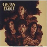 Click here for more info about 'Greta Van Fleet - Black Smoke Rising EP'