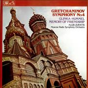Click here for more info about 'Gretchaninov - Symphony No. 4'