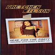 Click here for more info about 'Gretchen Wilson - Here for The Party'