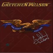 Click here for more info about 'Gretchen Wilson - I Got Your Country Right Here - Autographed'