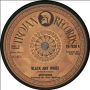 Click here for more info about 'Greyhound - Black And White - 2nd'