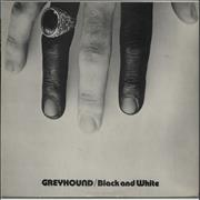 Click here for more info about 'Greyhound - Black And White - EX'