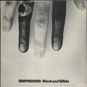 Click here for more info about 'Greyhound - Black And White'