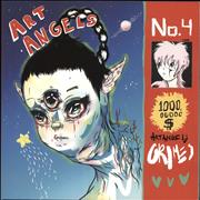 Click here for more info about 'Grimes - Art Angels'