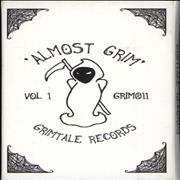 Click here for more info about 'Grimtale Records - Almost Grim Vol. 1'