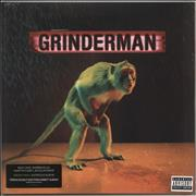 Grinderman Grinderman - Green Vinyl - Sealed UK vinyl LP