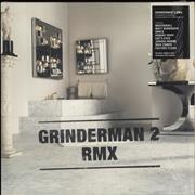 Grinderman Grinderman 2 RMX - 180gm Vinyl + CD UK 2-LP vinyl set