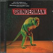 Grinderman Grinderman UK CD album