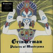 "Grinderman Palaces Of Montezuma - Multi-Coloured vinyl UK 12"" vinyl"