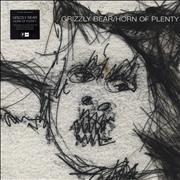 Click here for more info about 'Grizzly Bear - Horn Of Plenty - RSD15 - Cloudy Clear Vinyl - Sealed'