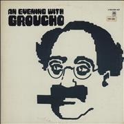 Click here for more info about 'Groucho Marx - An Evening With Groucho - Test Pressing'