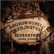 Grown Ups More Songs - Brown and White Splatter vinyl USA vinyl LP