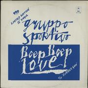 Click here for more info about 'Gruppo Sportivo - Beep Beep Love'