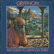 Click here for more info about 'Gryphon - Red Queen To Gryphon Three - EX'