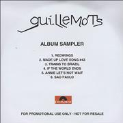 Click here for more info about 'Guillemots - Album Sampler'