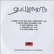 Click here for more info about 'Guillemots - Annie Let's Not Wait'