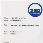 Click here for more info about 'Guillemots - Made Up Love Song - Radio Edit'