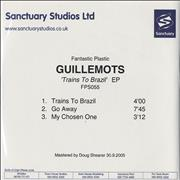 Click here for more info about 'Guillemots - Trains To Brazil EP'