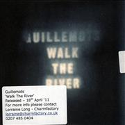 Click here for more info about 'Guillemots - Walk The River'