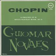 Click here for more info about 'Guiomar Novaes - Chopin: 24 Preludes, Op.28 / Sonata No.2 in B Flat Minor, Op.35'