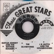 Click here for more info about 'Guitar Johnny & The Rhythm Rockers - I Wish Your Picture Was You EP'