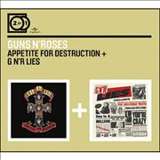 Click here for more info about 'Guns N Roses - 2 For 1'