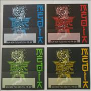 Click here for more info about 'Guns N Roses - 2002 Tour Passes - Rectangular - Media'