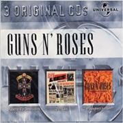 Click here for more info about 'Guns N Roses - 3 Original CDs'