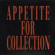 Click here for more info about 'Guns N Roses - Appetite For Collection'