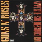 Click here for more info about 'Guns N Roses - Appetite For Destruction - 180gm Vinyl'