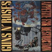 Click here for more info about 'Guns N Roses - Appetite For Destruction - Robot Sleeve'