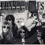 Click here for more info about 'Guns N Roses - Appetite For Destruction Sampler'