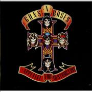 Click here for more info about 'Guns N Roses - Appetite for Destruction'