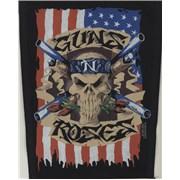 Guns N Roses Back Patches - 8 UK memorabilia